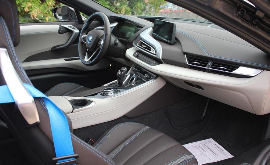 BMW i8 Concours d'Elegance Edition - Slide 9