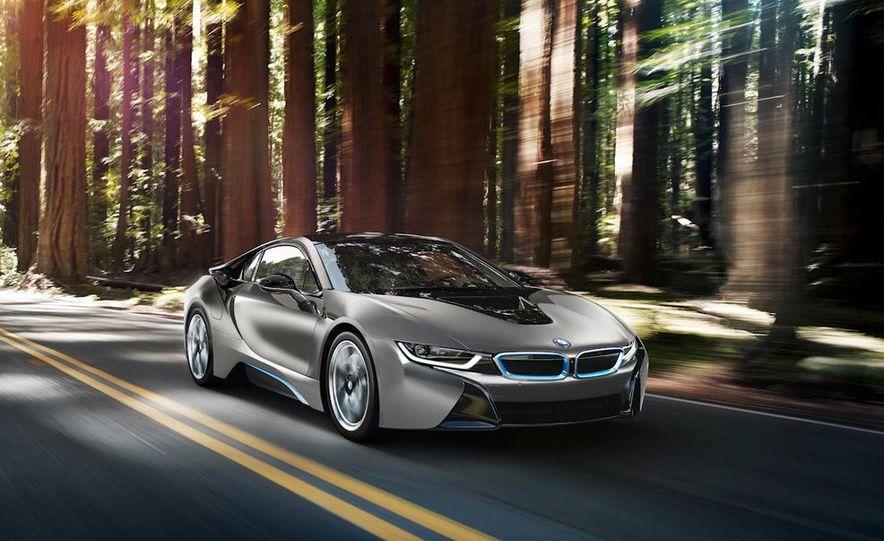 BMW i8 Concours d'Elegance Edition - Slide 12