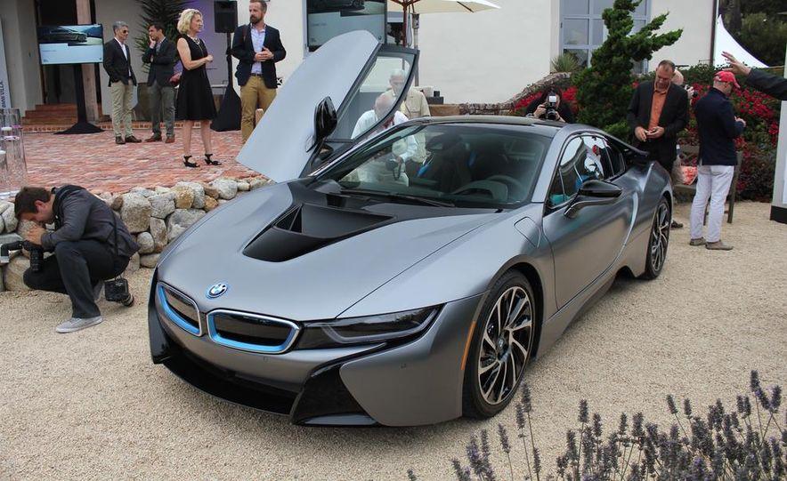 BMW i8 Concours d'Elegance Edition - Slide 1