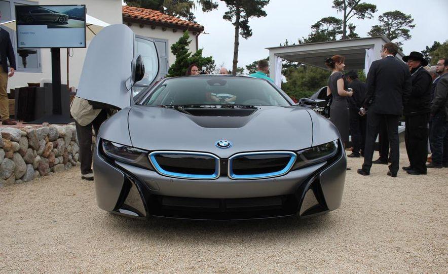 BMW i8 Concours d'Elegance Edition - Slide 2