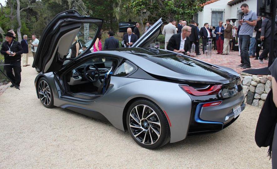 BMW i8 Concours d'Elegance Edition - Slide 4