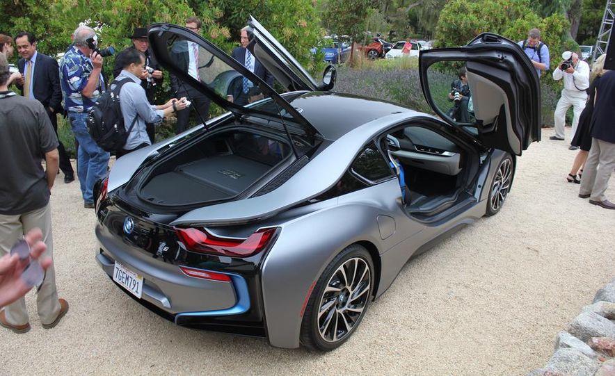 BMW i8 Concours d'Elegance Edition - Slide 5