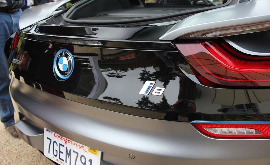 BMW i8 Concours d'Elegance Edition - Slide 7