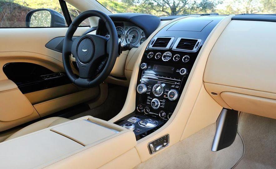 2015 Aston Martin Vanquish - Slide 39