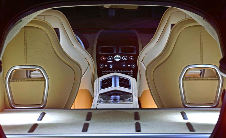 2015 Aston Martin Vanquish - Slide 40