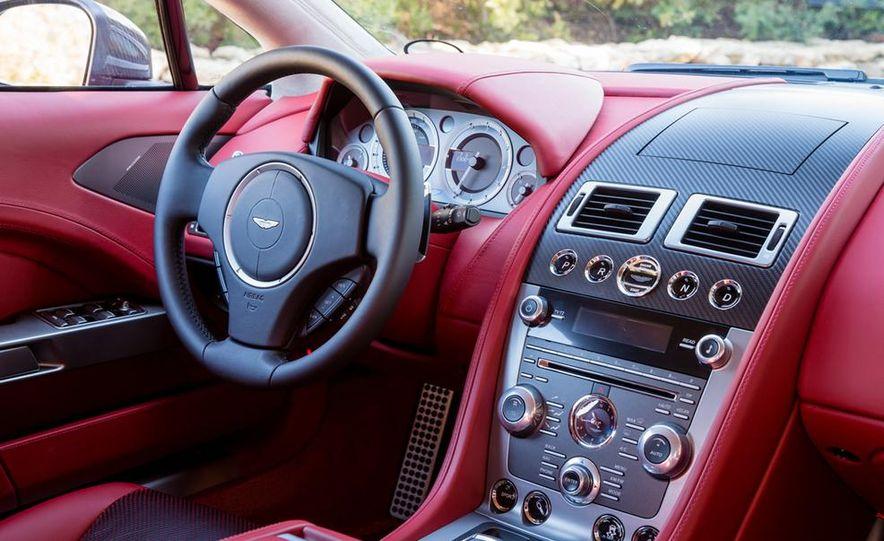 2015 Aston Martin Vanquish - Slide 45