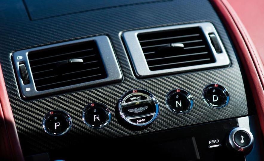 2015 Aston Martin Vanquish - Slide 48