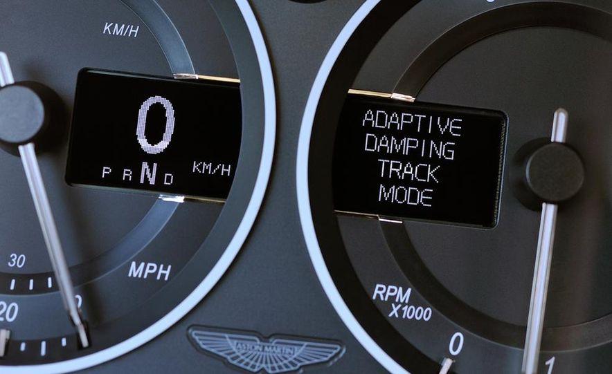 2015 Aston Martin Vanquish - Slide 59