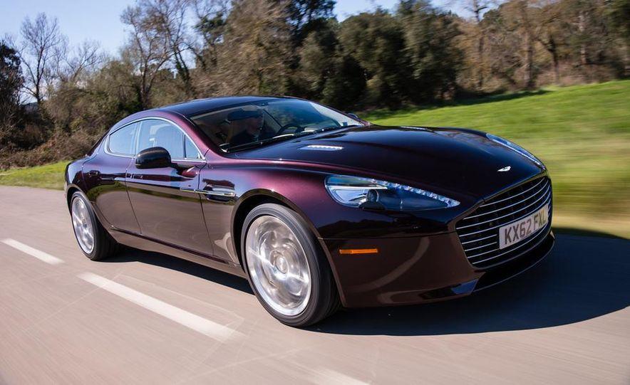 2015 Aston Martin Vanquish - Slide 31