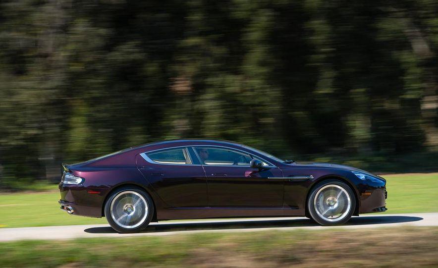 2015 Aston Martin Vanquish - Slide 32