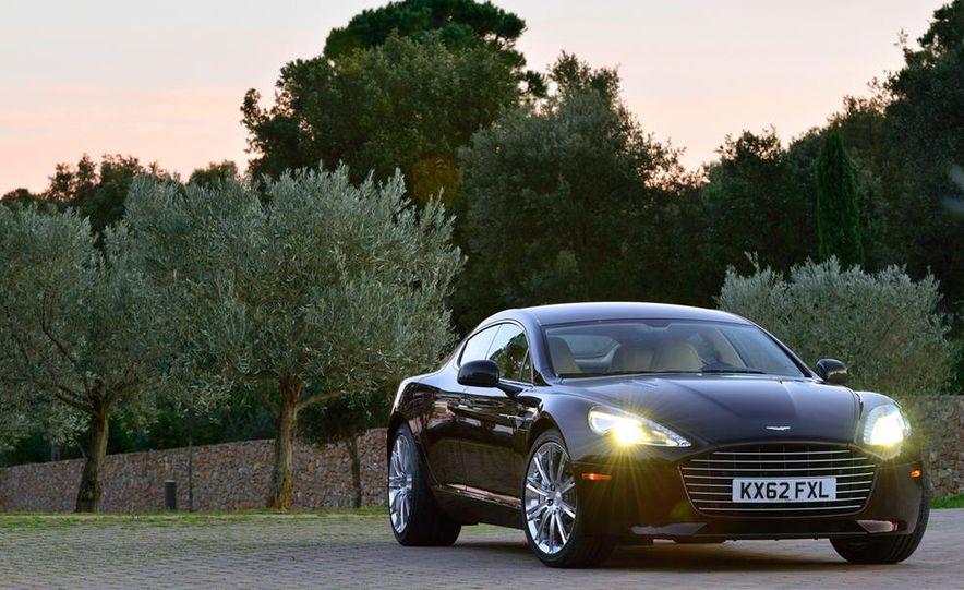 2015 Aston Martin Vanquish - Slide 34