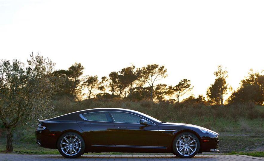 2015 Aston Martin Vanquish - Slide 36