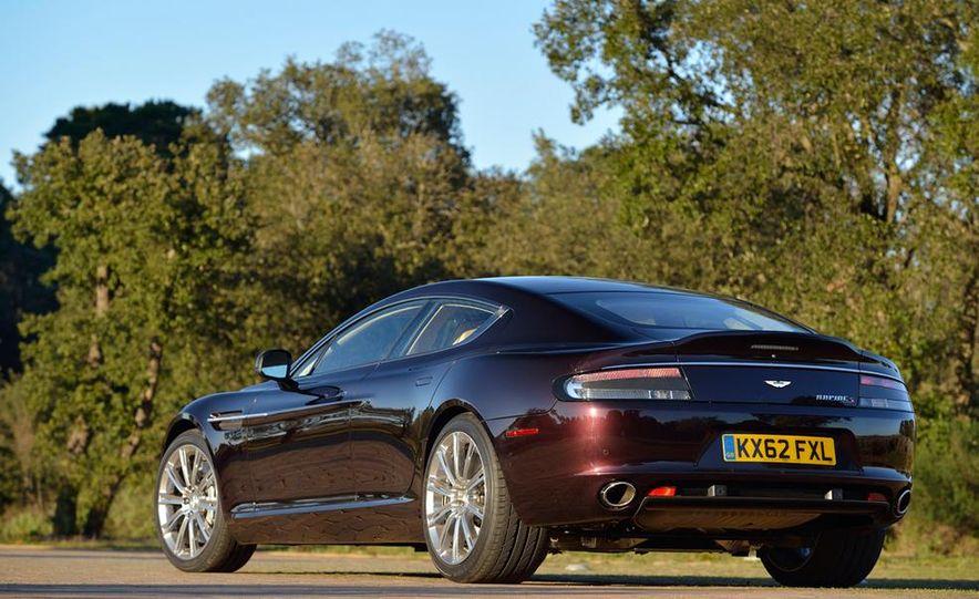 2015 Aston Martin Vanquish - Slide 37