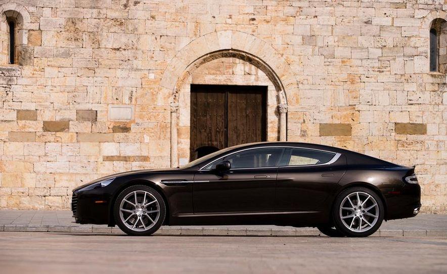 2015 Aston Martin Vanquish - Slide 43