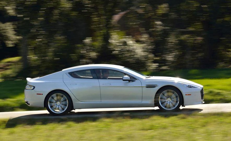 2015 Aston Martin Vanquish - Slide 52