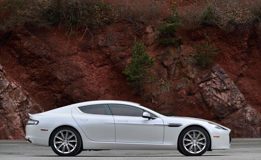 2015 Aston Martin Vanquish - Slide 55