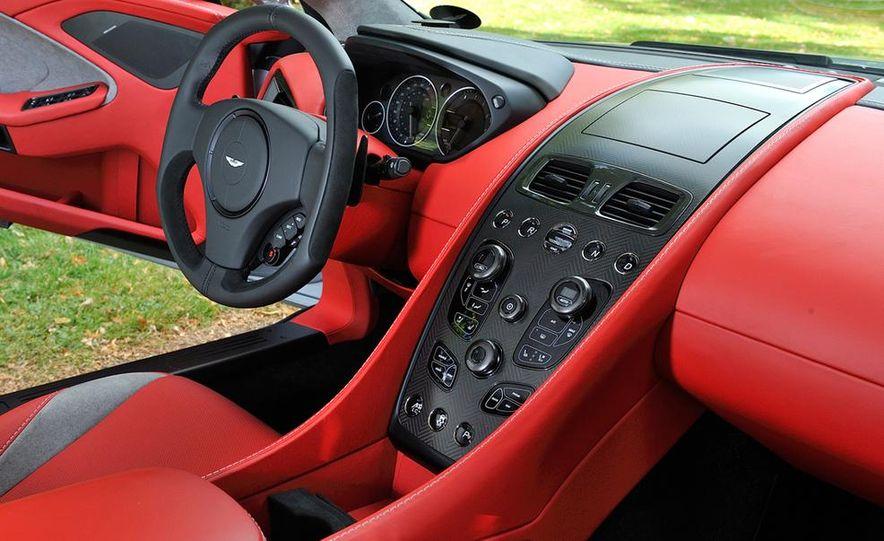 2015 Aston Martin Vanquish - Slide 7