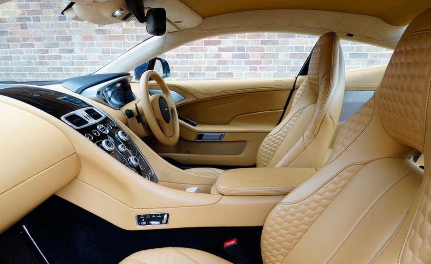 2015 Aston Martin Vanquish - Slide 17