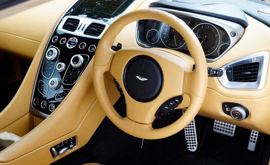 2015 Aston Martin Vanquish - Slide 19