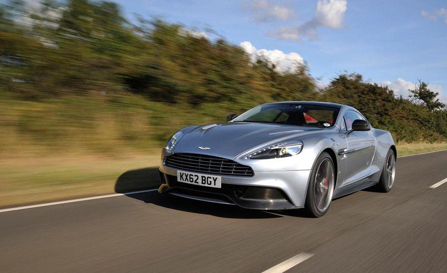 2015 Aston Martin Vanquish - Slide 3