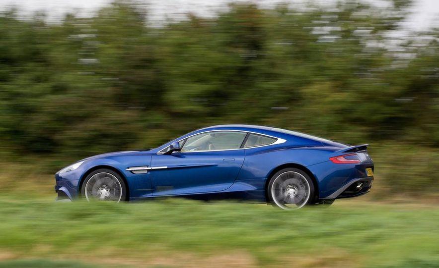 2015 Aston Martin Vanquish - Slide 12