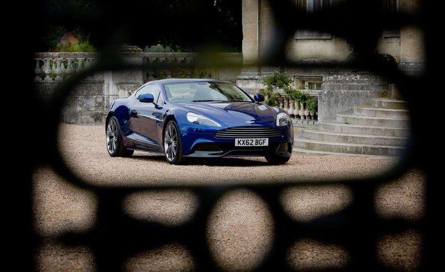 2015 Aston Martin Vanquish - Slide 14