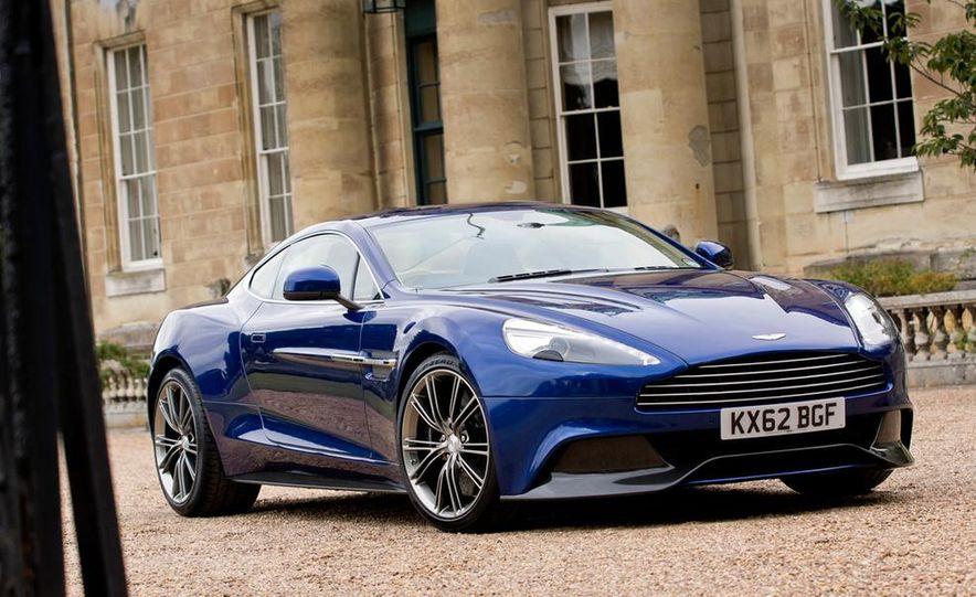 2015 Aston Martin Vanquish - Slide 15