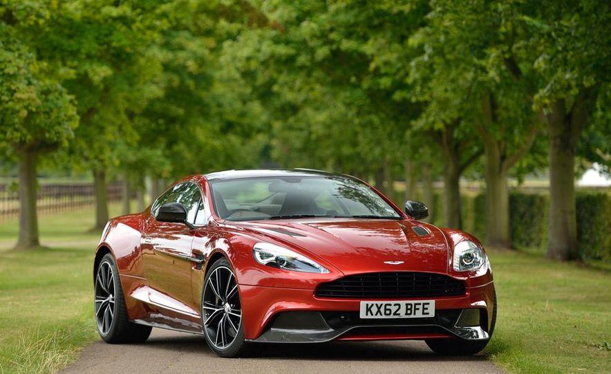 2015 Aston Martin Vanquish - Slide 23