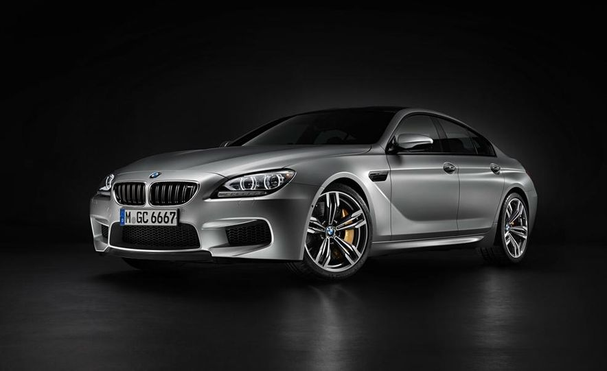 2014 BMW M5 with Competition Package - Slide 8