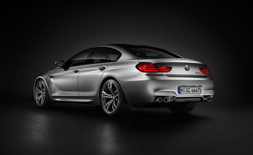 2014 BMW M5 with Competition Package - Slide 9