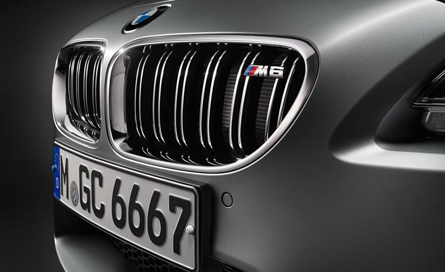2014 BMW M5 with Competition Package - Slide 12