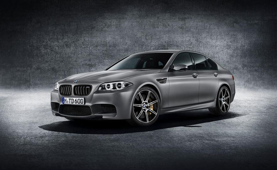 2014 BMW M5 with Competition Package - Slide 6