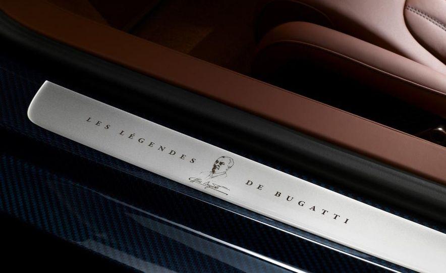 Bugatti Veyron Ettore Legends Edition - Slide 11