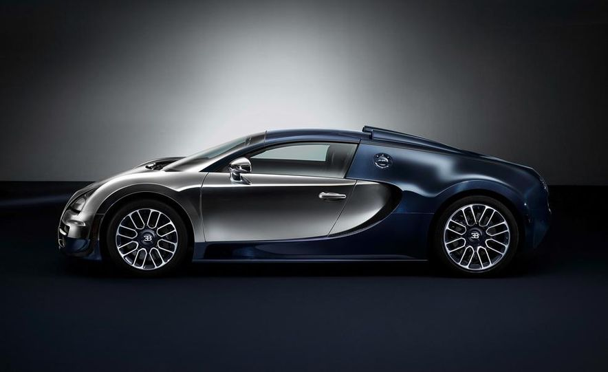 Bugatti Veyron Ettore Legends Edition - Slide 2