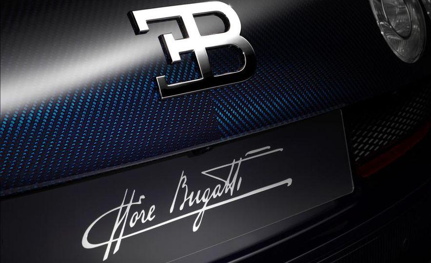 Bugatti Veyron Ettore Legends Edition - Slide 7