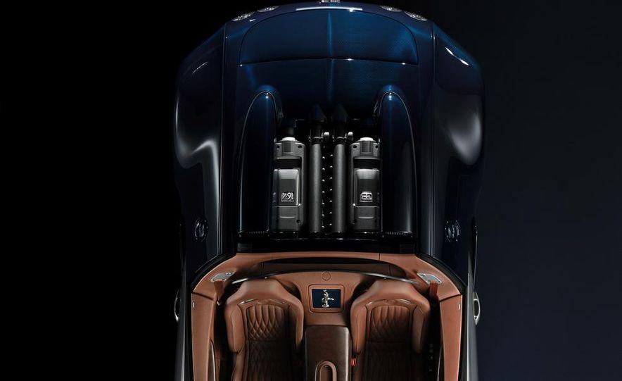 Bugatti Veyron Ettore Legends Edition - Slide 8