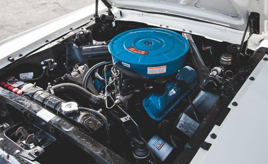 1964.5 Ford Mustang - Slide 21