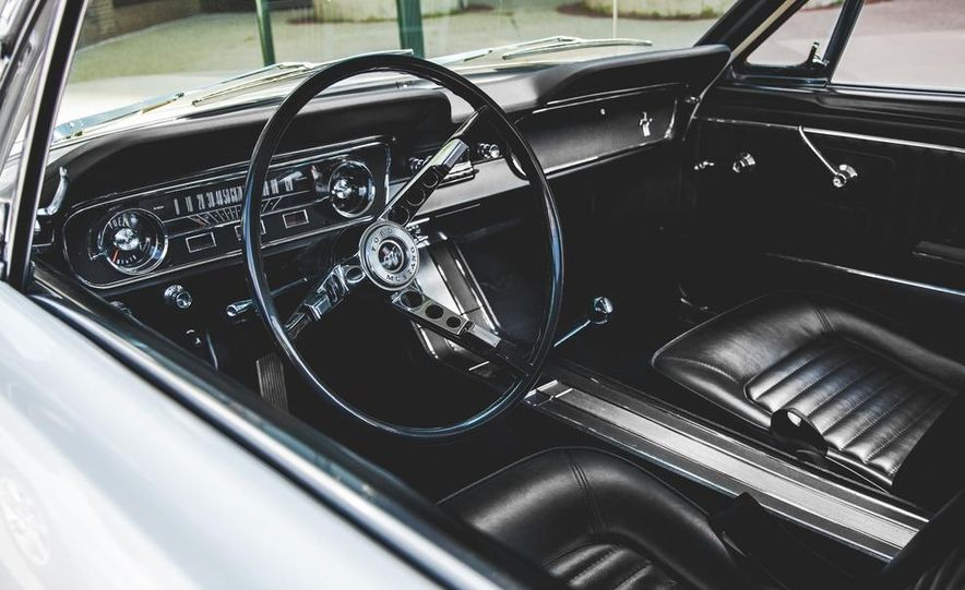 1964.5 Ford Mustang - Slide 16