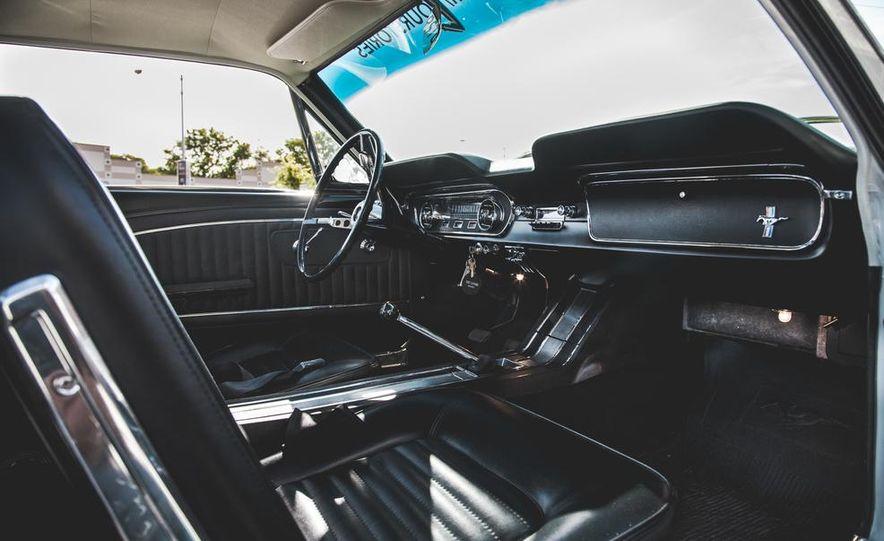 1964.5 Ford Mustang - Slide 17