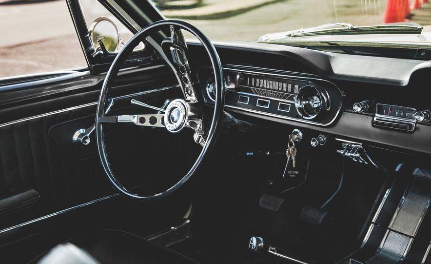 1964.5 Ford Mustang - Slide 19