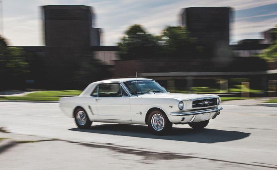 1964.5 Ford Mustang - Slide 1
