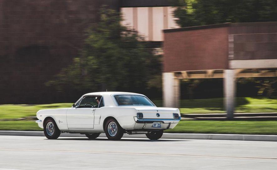 1964.5 Ford Mustang - Slide 4