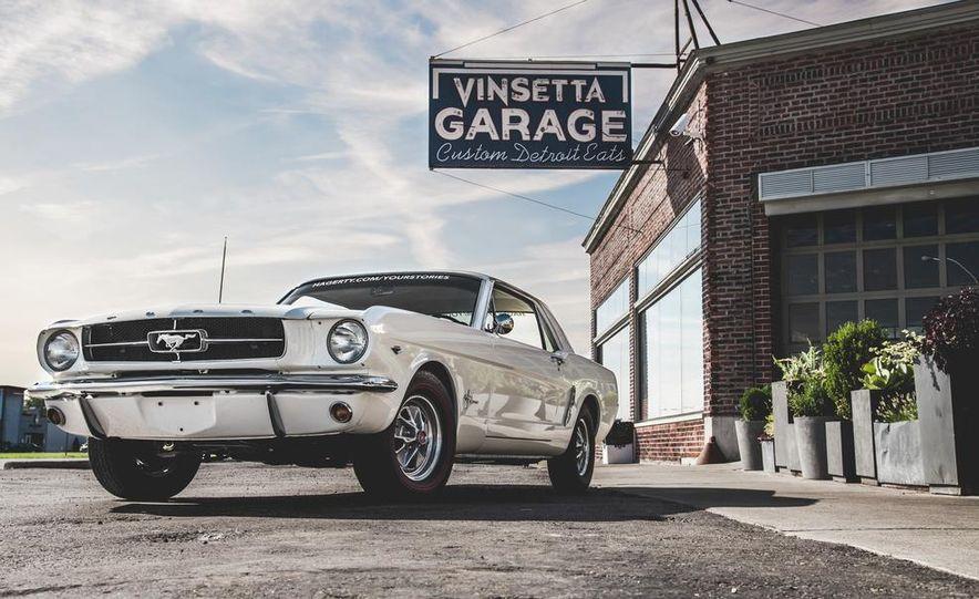 1964.5 Ford Mustang - Slide 5