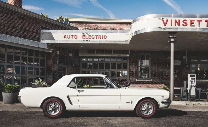 1964.5 Ford Mustang - Slide 6