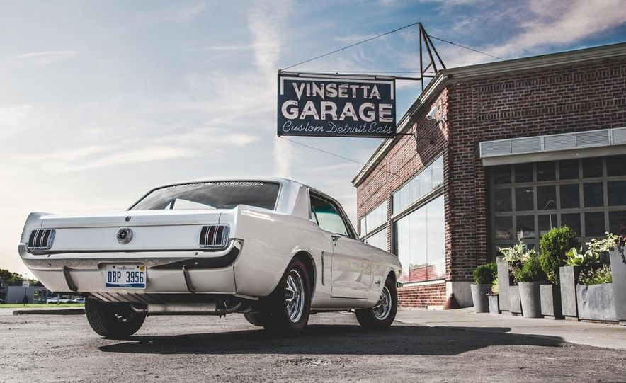 1964.5 Ford Mustang - Slide 7