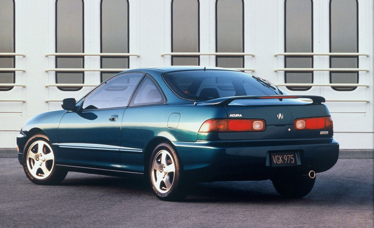 Acura Integra GS-R