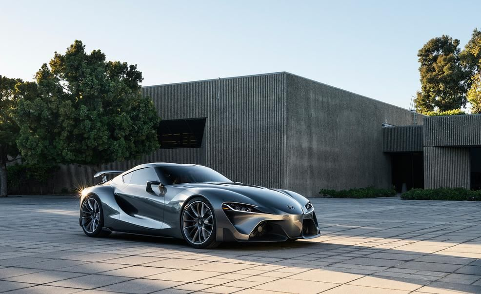 Toyota Ft 1 >> Toyota Ft 1 Concept Pictures Photo Gallery Car And Driver