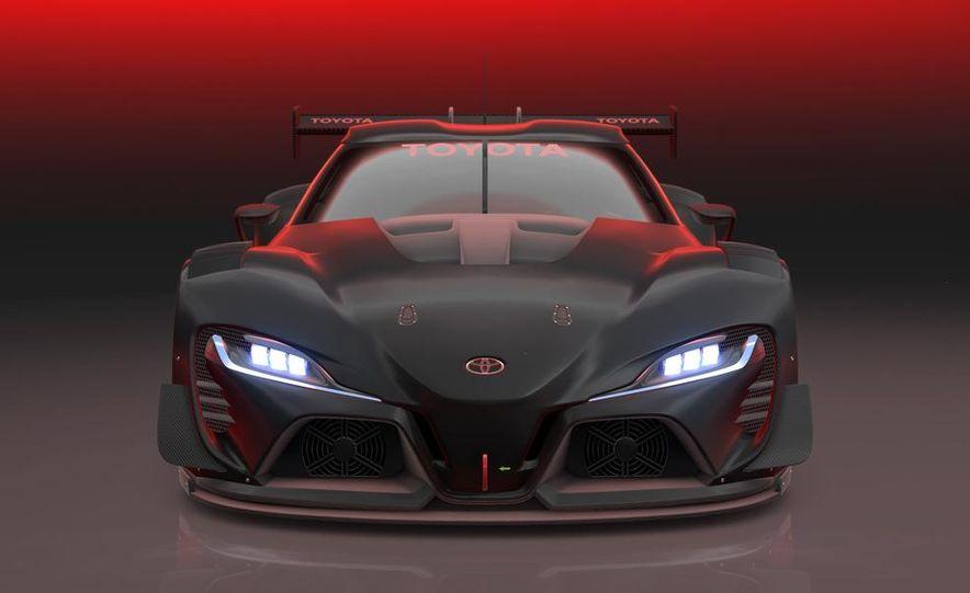 Toyota FT-1 concept - Slide 28
