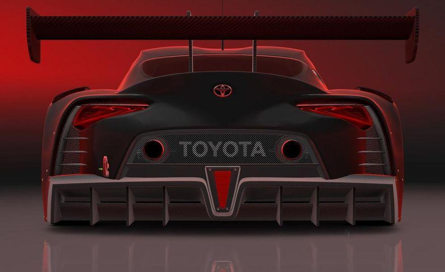 Toyota FT-1 concept - Slide 29