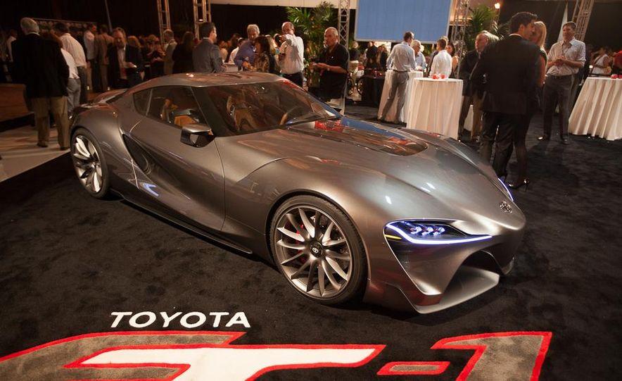 Still the loveliest Toyota of them all: the groundbreaking 2000GT. - Slide 20